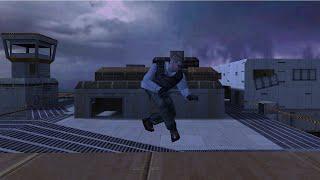 Counter-Strike - as_oilrig VIP Escape!