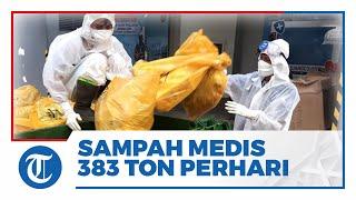 Sampah Medis Beracun 383 Ton Perhari, KLHK Bolehkan Penggunaan Insinerator Tak Berizin