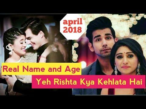 Real name and Age of actors in || Yeh Rishta Kya Kehlata Hai ||-3