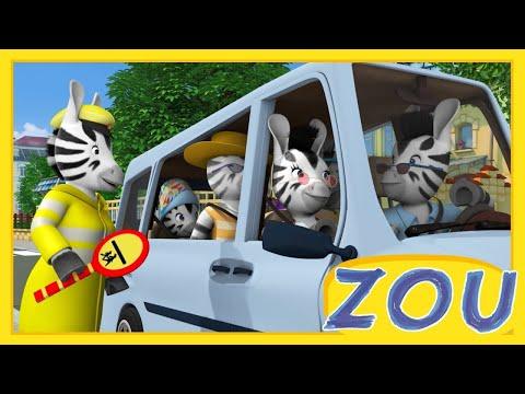 Zou en Français 🛑LA CIRCULATION ➡️ Dessins animés pour enfants