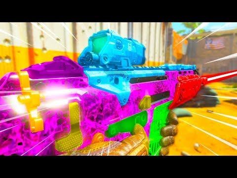 the OVERPOWERED GUNS of Black Ops 4.. (UNFAIR!) - COD BO4