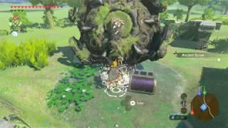 Zelda BOTW   Glitch   Infinite Guardian Items