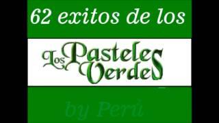 62 Exitos - Los Pasteles Verdes (CD COMPLETO) CALIDAD STANDAR