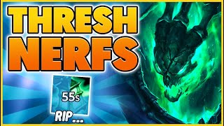 I can't believe Riot did this to Thresh - BunnyFuFuu | League of Legends