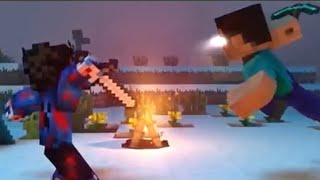 Gambar cover Fall Out Boy - «Centuries» A Minecraft Music Video