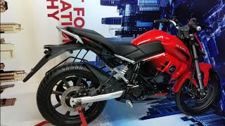 Apache rtr 160 4V | high security number plate installation