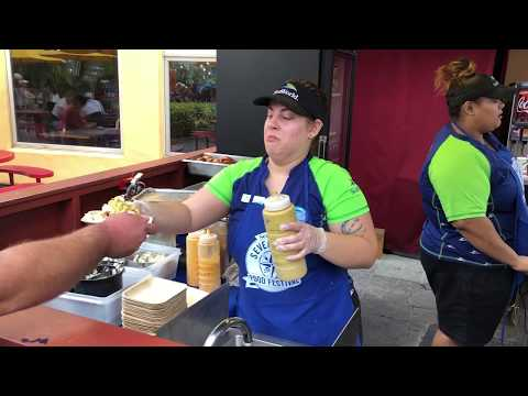 Sea World Seven Seas Food Festival Opening Weekend Fun And More