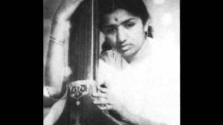 Aaj Socha To Aansoo Bhar Aaye - Lata Mangeshkar - YouTube