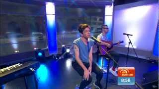 Fun perform 'Why am I the one' Live on channel 7
