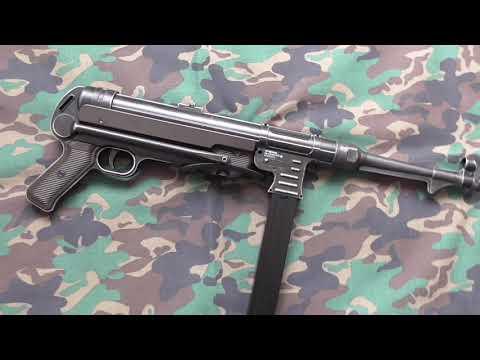 Legends MP40 GLE légpuska karabély
