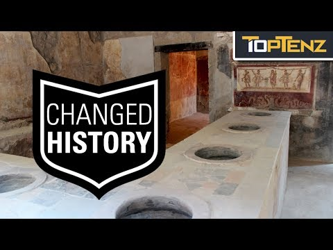 History Isn't Rock Solid: 10 Findings That Changed History
