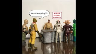 The Outer Rim Comics (Star Wars Meets The Far Side)
