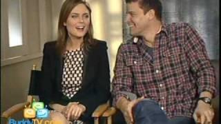 Эмили Дешанель, BuddyTV Interview with David and Emily
