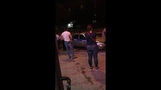 Бьют полицейских в г. Краснодаре