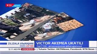 Victor Wanyama akemea ukatili umarekani
