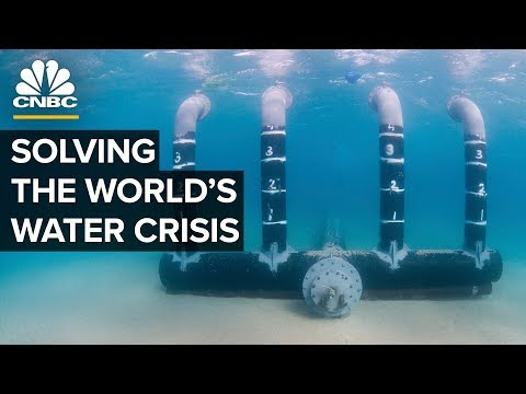Can Sea Water Desalination Save The World