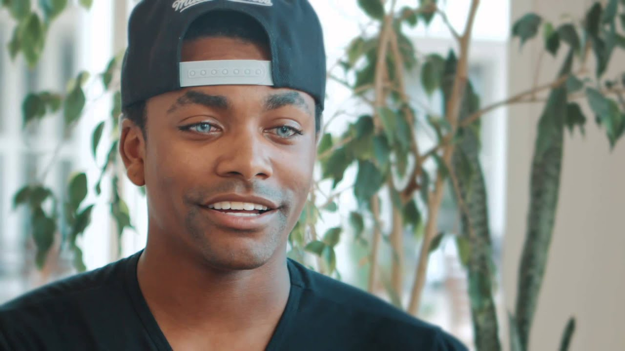 Actor Khalil Underwood Permanently Changes his eye color