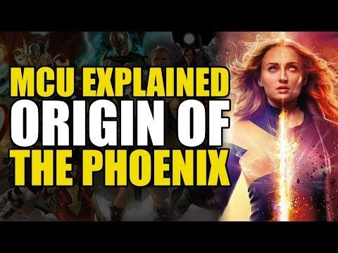 Origin of The Phoenix   The MCU Explained