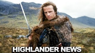 IGN News: Ryan Reynolds is the Highlander