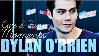 DYLAN O'BRIEN - Cute & Funny Moments (HD!)