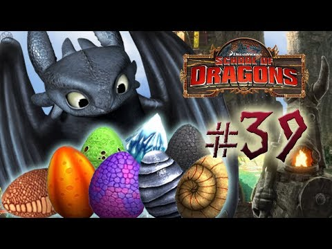 IT'S TIME FOR A BABY DRAGON! School of Dragons - Ep. 39