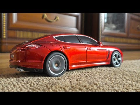 Car Action Inside My House || Porsche Panamera RC Driving & Drifting