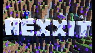 [GamingCZ] - Minecraft HEXXIT #10 - A takhle se ničí lodě :D