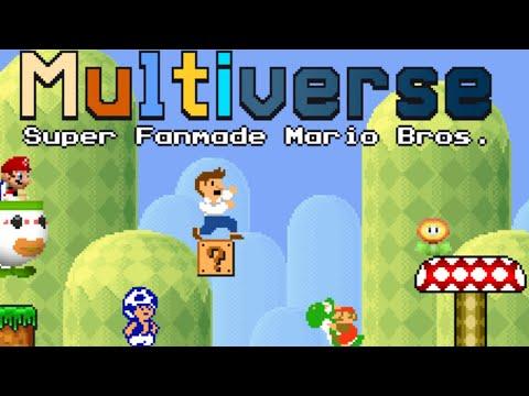 Playing Mario Multiverse Live! - смотреть онлайн на Hah Life