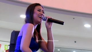 You and I - Morissette Amon LIVE at StarMall San Jose Del Monte Bulacan