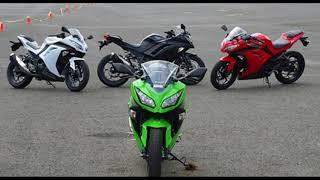 Harga Motor Ninja 250 Bekas