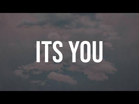 Ali Gatie - Its You (Lyrics)