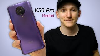 Xiaomi Redmi K30 Pro & Xiaomi Redmi K30 Pro Zoom - HANDS ON & FIRST LOOK