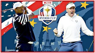 The Golf Club 2019 Gameplay - Ryder Cup Discussion | Match Play Europe vs USA