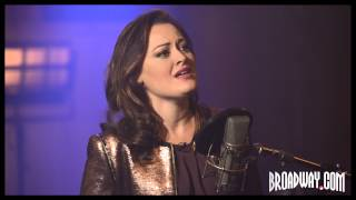 """Mary Poppins' Ashley Brown Sings 'Feed the Birds' on """"Backstage with Disney on Broadway"""""""