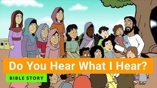 """Primary Year C Quarter 4 Episode 12: """"Do You Hear What I Hear?"""""""