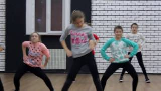 Major Lazer & Sean Paul–Come On To Jazz Funk by Наталья Коркина All Stars Dance Centre 2016