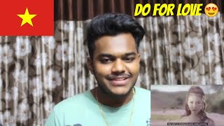 [INDIAN REACTION] B RAY x AMEE x MASEW | DO FOR LOVE | Official MV
