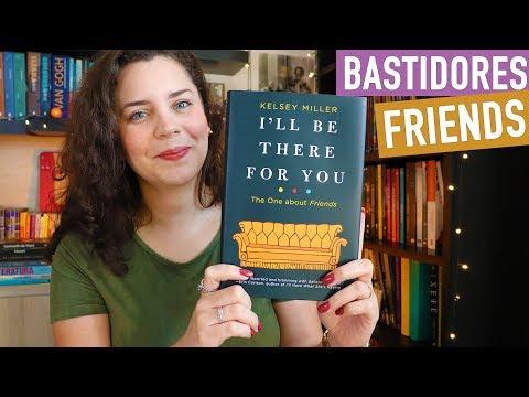 AQUELE EM QUE CONVERSAMOS SOBRE A SÉRIE FRIENDS   BOOK ADDICT