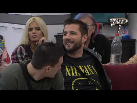 Zadruga 2 - Luna i Marko pričali o svojim emocijama - 11.01.2019.