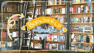 Bookshelf Tour! | My Home Library❤️