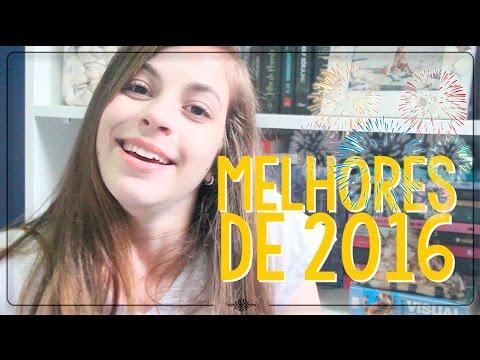 MELHORES LIVROS DE 2016
