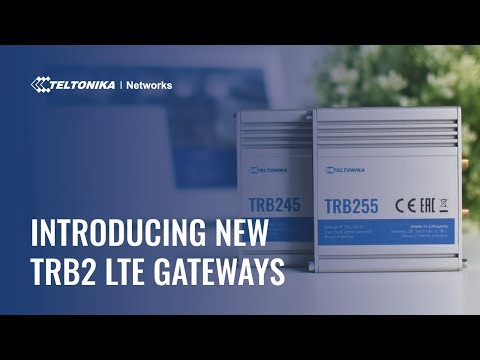Teltoniks TRB2 series introductie