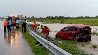 Politisi Gerindra Sindir 'Tol Laut' saat Tol Madiun Tergenang Banjir