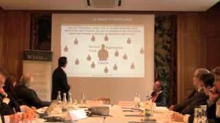 Carlos Carlos Moreira Keynote - Inauguration de Wisekey France