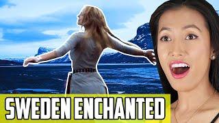 Swedish National Anthem Reaction | Jonna Jinton Sings Du Gamla Du Fria For Sweden! We Are Enchanted!