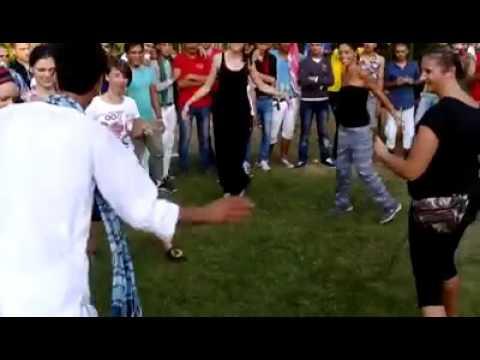 Pashto dance in London