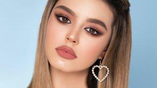 مكياج وردي ناعم Soft pink makeup | ليان ناصر
