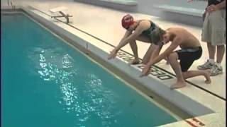 Great Forward Start Techniques to Teach Youth Swimmers!