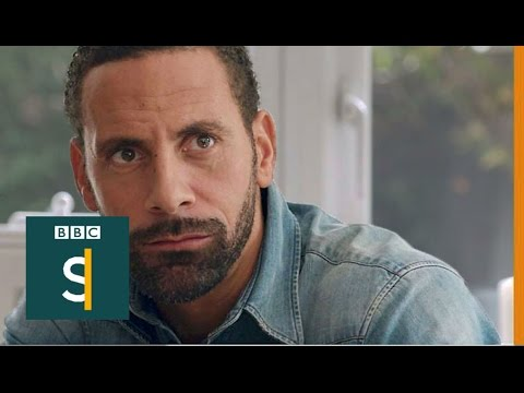 'I've not moved on' - Rio Ferdinand shares his struggle with grief - BBC Stories