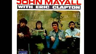 "John Mayall Bluesbreakers with Eric Clapton - ""Little Girl"" (1966)"